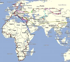 Weltreise Snip2D