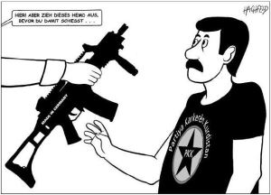 Kurden Waffen