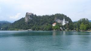 Rund um Blejske Jezero